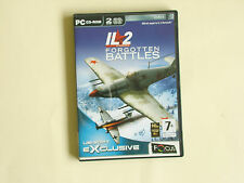 IL-2 Sturmovik Forgotten Battles PC game