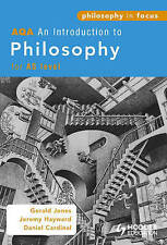 AQA an Introduction to Philosophy for AS Level by Gerald Jones, Jeremy...