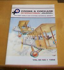 CROSS & COCKADE GREAT BRITAIN JOURNAL VOL 30 No 1  1999 MARTINSYDE ELEPHANT