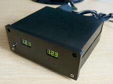 15W 2way linear power supply DC-2 USB/preamp/DAC/external PSU digital display