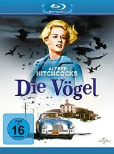 ROD TAYLOR/VERONICA CARTWRIGHT/+ - HITCHCOCK: DIE VÖGEL  BLU-RAY KLASSIKER NEU