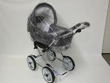 RAINCOVER TO FIT BEBECAR STYLO CLASS COMBINATION PUSHCHAIR
