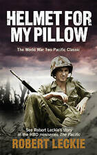 Helmet For My Pillow    WW2 Pacific Classic  PaperBack Book  Excellent Condition