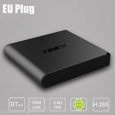 Sunvell T95X Amlogic S905X TV Box Quad Core 4K x 2K H.265 2.4G WiFi 2GB+8GB EU
