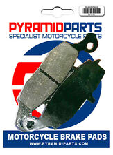 Suzuki VL 800 Intruder LC Volusia 01-04 Front Brake Pads