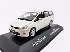 Rare 1/43 J Collection Mitsubishi Grandis MPV Pearl White JC038