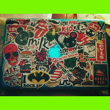150 x Vinyl Decal Stickers For MacBook Iphone Laptop iPad Luggage Kindle Console