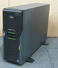 Fujitsu Primergy TX300 S5 2x Xeon Quad Core E5540 4GB 2x146GB 15k Tower Server