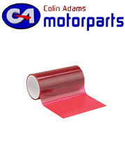 Lens Repair Tape - Red - suitable for Car, Caravan, Van, Lorry, Trailer and more