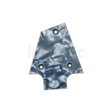 Truss Rod Cover For Ibanez JEM Guitars - Gray Pearloid 3ply