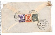 S273 1949 Pakistan Cover {samwells-covers}PTS