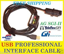 USB LPG interface cable - AG SGI TELEFLEX