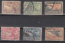 Thailand Scott C9-14 Used (Catalog Value $25.55)