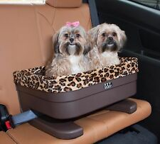 Pet Gear Multi 2 Dog Pet Elevated Raised Booster Car Seat Carrier Jaguar Large