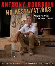 No Reservations: Around the World on an Empty Stomach Anthony Bourdain Books-Goo