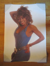 1985 Anabas TINA TURNER (Photograph by GUIDO HARARI) Poster