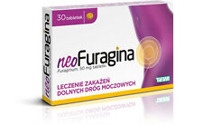 NeoFuragina - Furaginum Tabletki 30 tabs / 30 tabletek Urinary Tract Infections