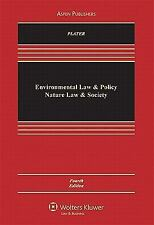 Environmental Law and Policy : Nature Law and Society by Robert H. Abrams,...