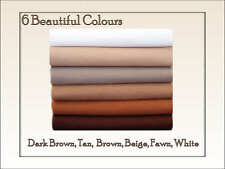 ECO Friendly WOOL FELT***  Fabric Squares Brown Shades - 12 squares AZO free dye