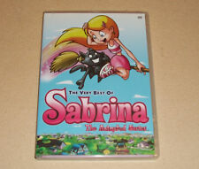 DVD The Very Best of Sabrina Pre-Teen Witch The Animated Series 14 Episodes