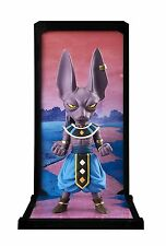Bandai Dragon Ball Z Tamashii Buddies Beerus Figure NEW Toys DBZ Anime Funko