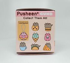 Gund Pusheen blind box - Food Series #1 Keychain Plush - NEW with tags, by GUND!