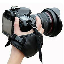 New Camera Hand Grip Strap for Canon Nikon Sony Olympus Panasonic SLR/DSLR
