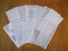 Set Of 12 Punch Cards For Knitting Machine