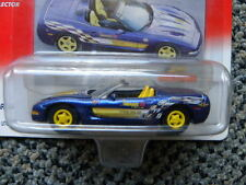 1998 CHEVY CORVETTE CONVERTIBLE   2001 JOHNNY LIGHTNING OFFICIAL PACE CARS  1:64