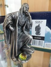 Myth and Magic - 5057 Elrond - NEW Tudor Mint LORD OF THE RINGS Tolkien & Box !