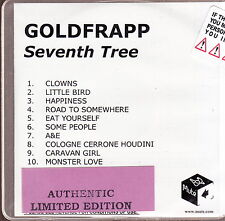 goldfrapp  limited edition cd new