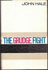 John Hale - The Grudge Match - 1st Ed in Jacket 1964 - Royal Navy Boxing Novel