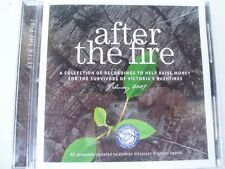 After The Fire - Scarce OZ bushfire Benefit CD