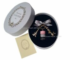 New LADUREE Keychain Ring Parisienne Eiffel Tower Bag Charm in Gift Box MARK'S