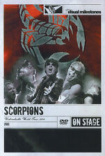 Scorpions : Unbreakable World Tour 2014 - One night in Vienna (DVD)