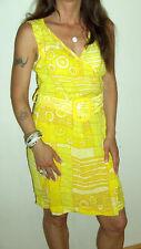 Miss Sixty Kleid EISTIR Dress XS gelb *UVP 179 € Sommerkleid Frühlingskleid