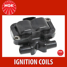 NGK Ignition Coil - U3010 (NGK48085) Block Ignition Coil (Paired) - Single