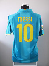 Lionel MESSI #10 Barcelona Third Football Shirt Jersey 2008/09 (L)