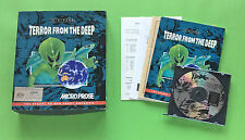 X-COM: Terror from the Deep PC DOS Big Box