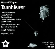 R. Wagner - Tannhauser [CD New]