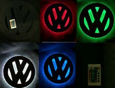 12 inch Vw t25 t4 t5 caddy interior led light badge logo.