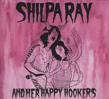 Teenage and Torture [Digipak] by Shilpa Ray & Her Happy Hookers (CD,...