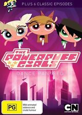 The Powerpuff Girls: Dance Pantsed and More! DVD NEW
