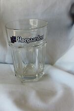 NEW HOEGAARDEN GLASS 25 cl BEER BELGIUM