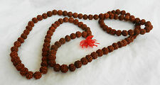 Mala - Rudraksha Mala Beads - Meditation / Prayer use.