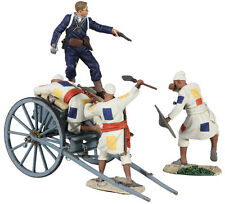 William Britains War Along Nile British Naval Brigade Gun and Limber Set 27055