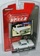 GreenLight Speed - 1965 Chevy Chevelle SS-White - 1:64