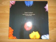 ORCHESTRAL MANOEUVRES IN THE DARK Junk culture Virgin 206 257 pop LP from 1984