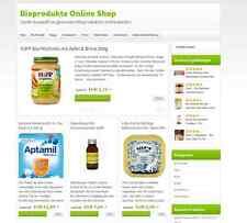 ★ BIOSHOPPEN.DE BIO ONLINE SHOP Geschäftsverkauf ★ Webprojekt Einnahmen ★