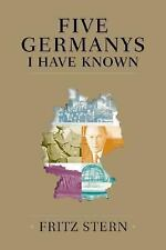 Five Germanys I Have Known-ExLibrary